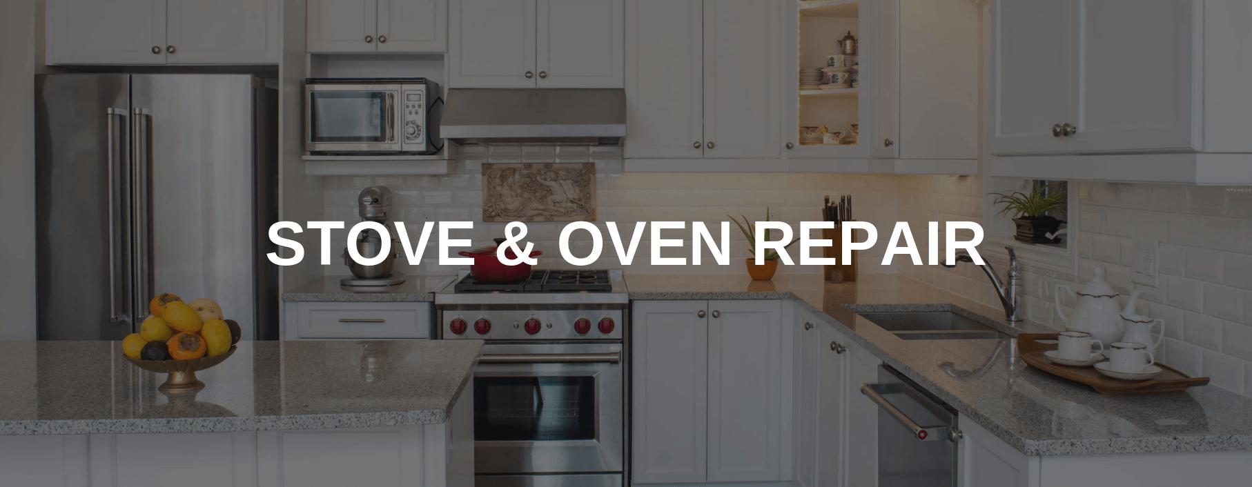 stove repair eastvale