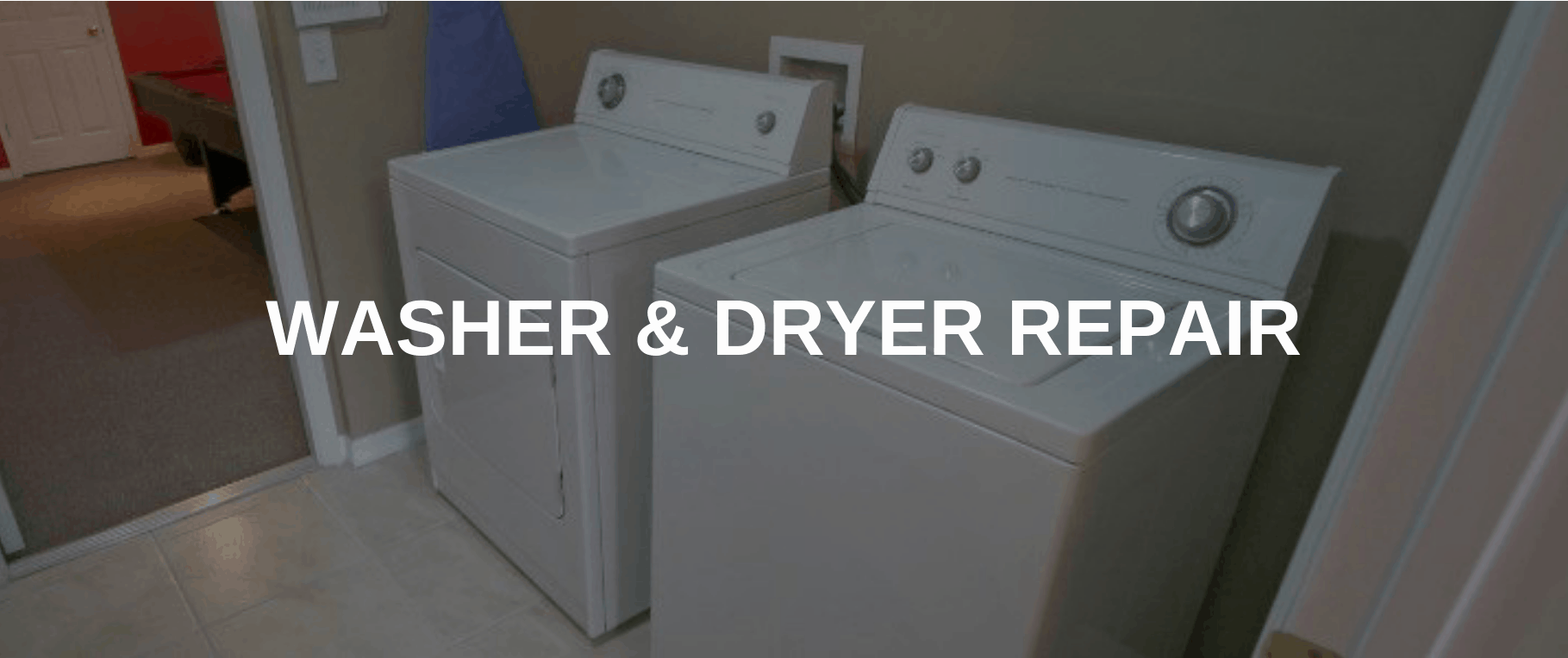 washing machine repair eastvale